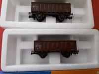 deux wagons ROCO